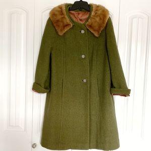 Vintage 70's Overcoat